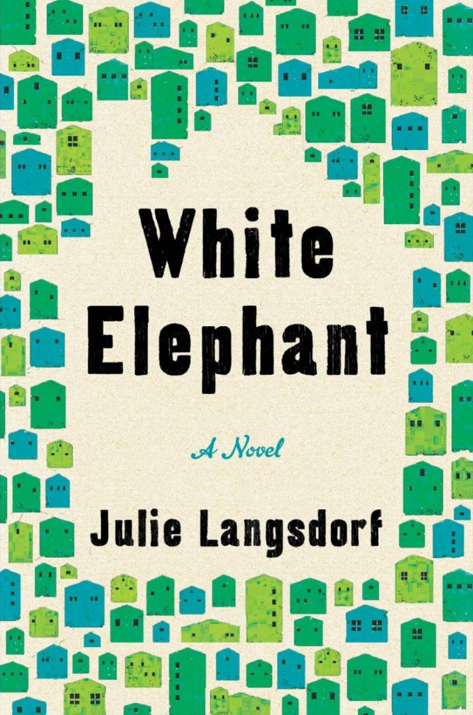 White Elephant by Julie Langsdorf